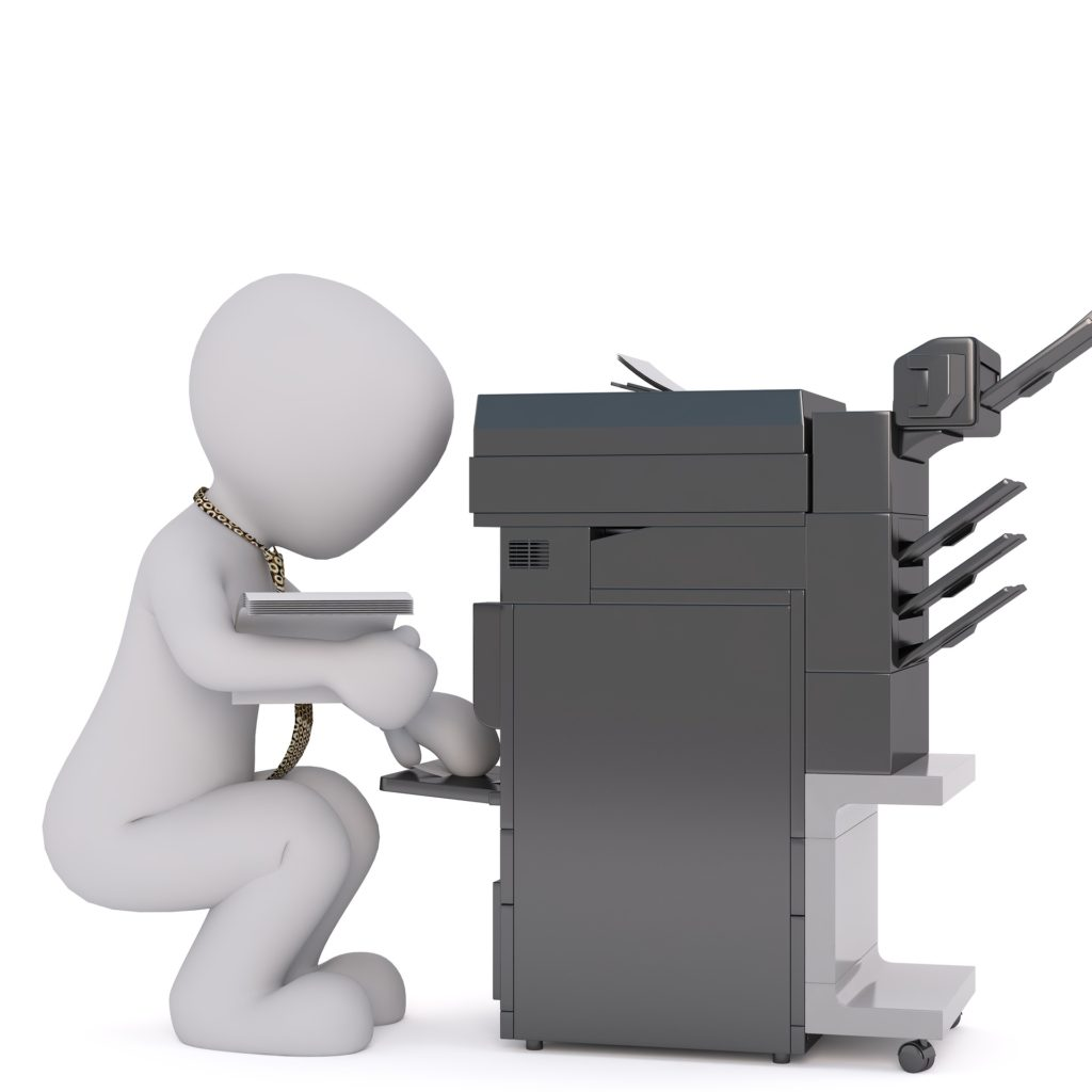 10 Steps to replace Ink Cartridge of Epson Printer<br />
